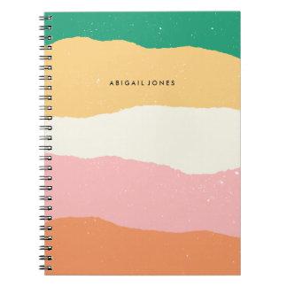 Diario de las capas - pomelo note book