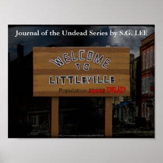 Diario de los Undead: Poster muerto de la