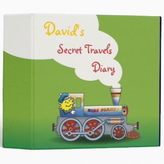 """Diario de los viajes del secreto de David - 2,0"""" c"""