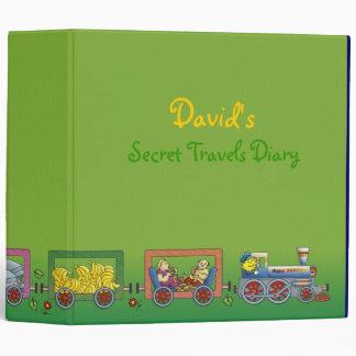 Diario de los viajes del secreto de David - carpet