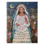 Diario de Maria del saludo Libretas