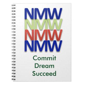 Diario de NMW (no importa qué, nunca dé para Libretas Espirales