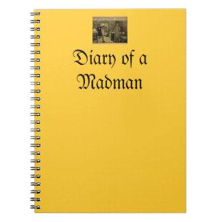 Diario de un cuaderno del loco