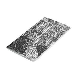 Diario del bolsillo de Bélgica Cuaderno