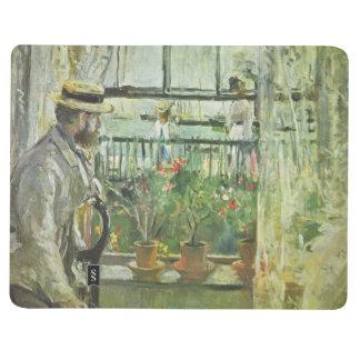 "Diario del bolsillo de"" Eugene Manet"" de Monisot Cuaderno Grapado"