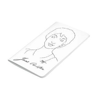 Diario del bolsillo de Jane Austen Cuaderno
