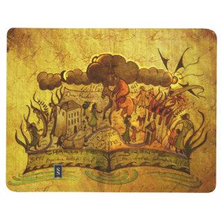 Diario del bolsillo de Jane Eyre Cuaderno Grapado