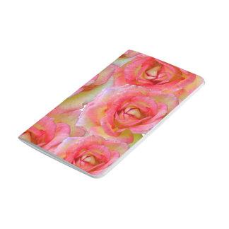 Diario del bolsillo de los rosas cuadernos