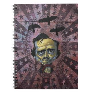 Diario del cuaderno de Edgar Allan Poe