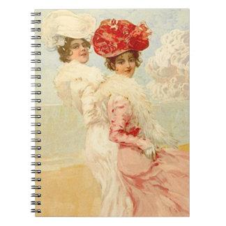 Diario del diario de los amigos del Victorian del Libro De Apuntes