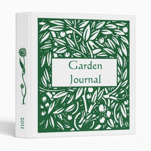Diario del jardín de Nouveau del arte de Beadsley