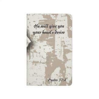 Diario del rezo del deseo del corazón cuadernos grapados
