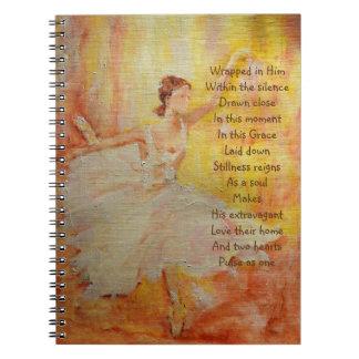 Diario diario |Extravagant el Grace| del rezo Notebook