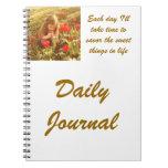 diario diario libretas espirales