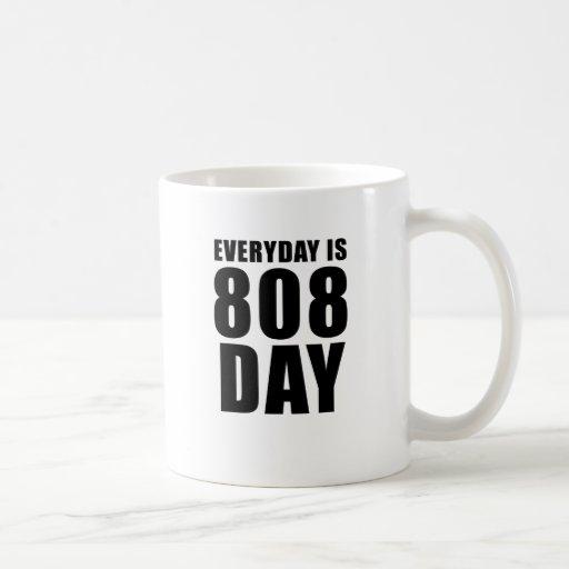 Diario es el día 808 tazas de café