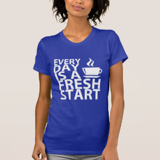 DIARIO es un NUEVO COMIENZO Tee Shirts