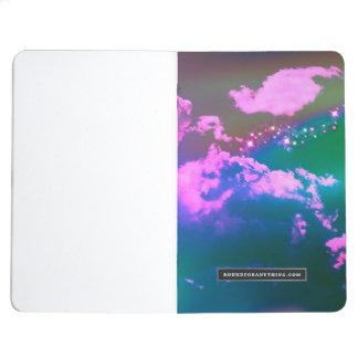 Diario extraño del bolsillo de las nubes cuadernos
