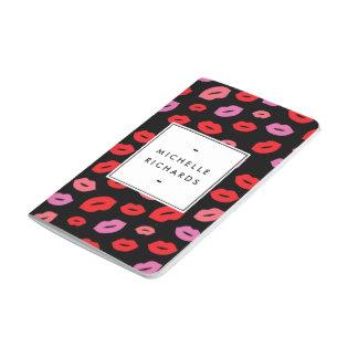 Diario personalizado II atractivo del bolsillo de Cuaderno Grapado