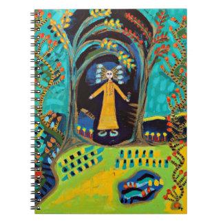 Diario principal Meditating Libro De Apuntes