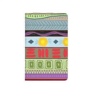 Diario tribal del bolsillo de Charango Cuadernos Grapados