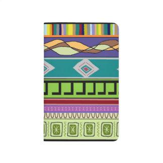 Diario tribal del bolsillo de Mapocho Cuadernos Grapados