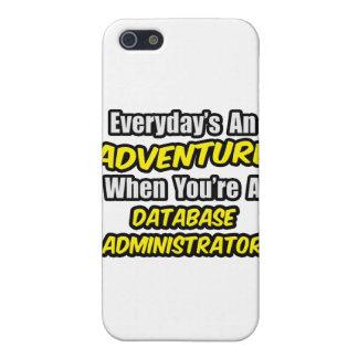 Diario un administrador de base de datos de la ave iPhone 5 protector