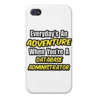 Diario un administrador de base de datos de la ave iPhone 4 carcasas