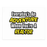 Diario un agente inmobiliario de la aventura… postales