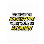 Diario un arquitecto de la aventura… postal