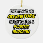 Diario un cirujano plástico de la aventura… ornaments para arbol de navidad
