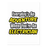 Diario un electricista de la aventura… postales