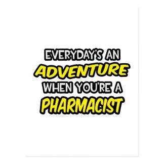 Diario un farmacéutico de la aventura… postales
