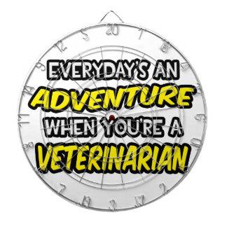 Diario un veterinario de la aventura… tabla dardos