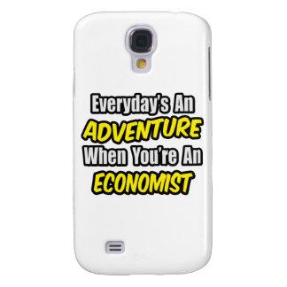 Diario una aventura. Economista