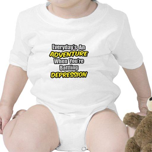 Diario una depresión de la aventura… trajes de bebé