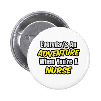 Diario una enfermera de la aventura… pin