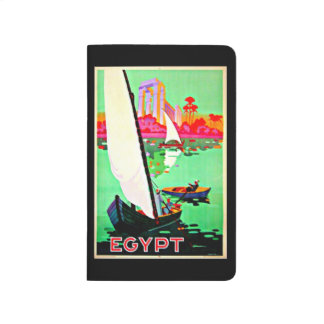 Diario-Viaje Arte-Egipto Cuaderno Grapado