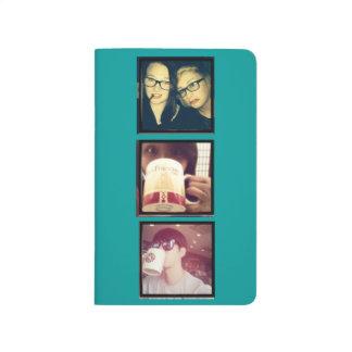 diarios del instagram cuaderno grapado