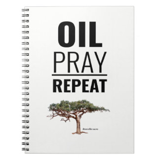 Diary all of your essential oil recipes notebook