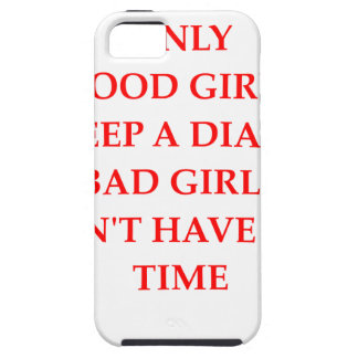 DIARY iPhone SE/5/5s CASE