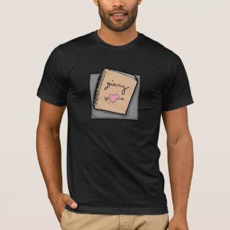 Diary Mens T-Shirt