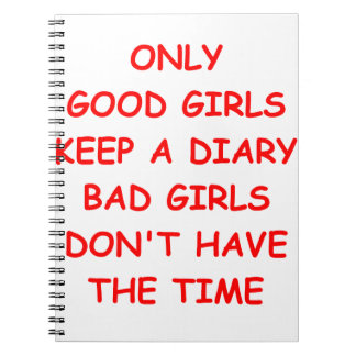 DIARY NOTE BOOK