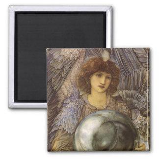 Días de 1r día de la creación, Burne Jones, arte Imán