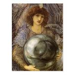 Días de 1r día de la creación, Burne Jones, arte Postal