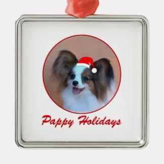 Días de fiesta de Pappy (4) Ornamente De Reyes