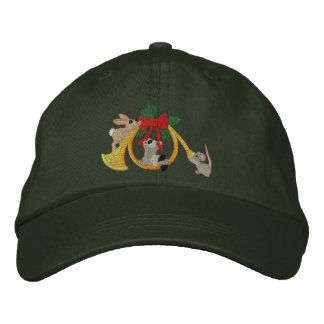 Días de fiesta musicales gorras de béisbol bordadas