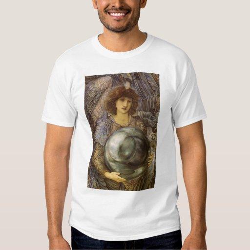 Días de la creación, primer día de Burne Jones Remera