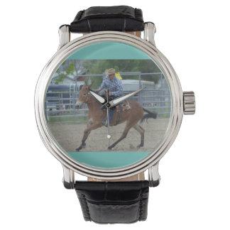 Días de la mula de Montana Reloj