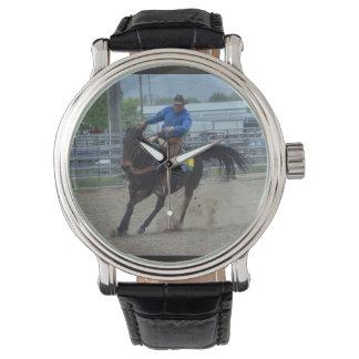 Días de la mula de Montana Relojes
