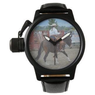 Días de la mula de Montana Relojes De Mano